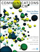 CACM October 2010 cover