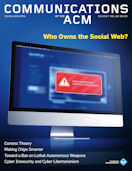 CACM Homepage