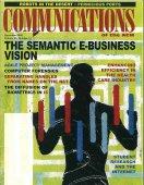 The semantic e-business vision
