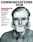 Remembering Jim Gray
